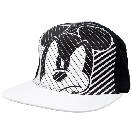 Disney Mickey Mouse Mad Face Hat