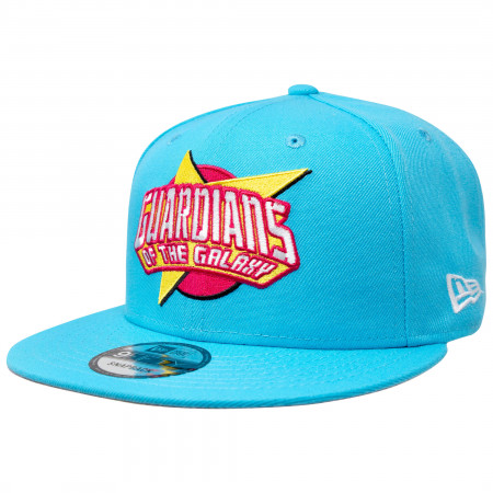 Guardians of the Galaxy Marvel 80th New Era 9Fifty Adjustable Hat