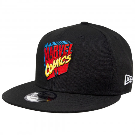 Marvel 80th Logo New Era 9Fifty Adjustable Hat