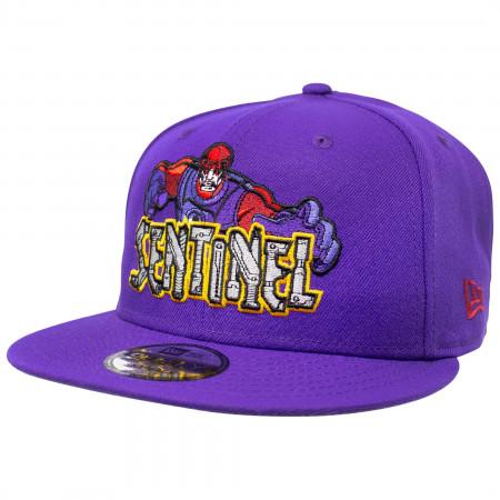 X-Men Sentinel Marvel 80th New Era 9Fifty Adjustable Hat