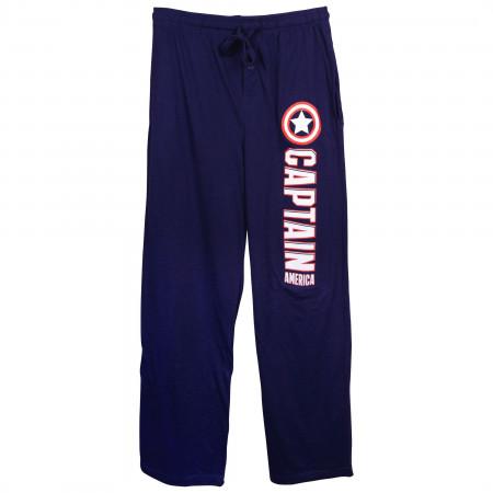 Captain America Unisex Pajama Pants