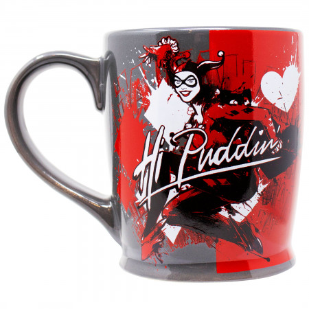 Harley Quinn Hi Puddin 15 Oz Mug