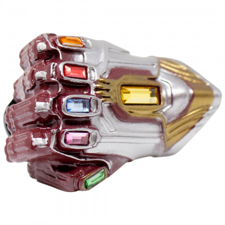 I Am Iron Man Gauntlet Metal Pin