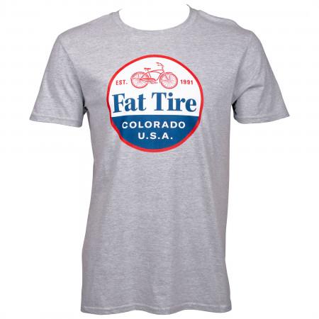 New Belgium Brewing Fat Tire T-Shirt