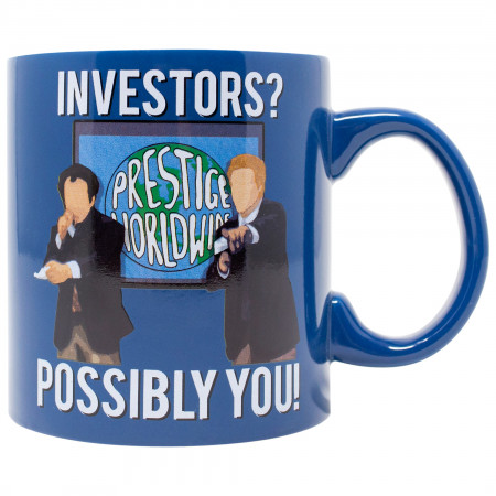 Step Brothers Investors 20oz Jumbo Ceramic Mug