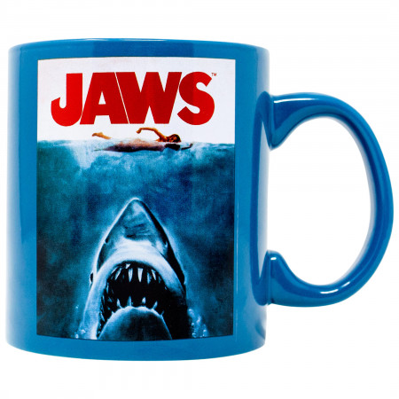 Jaws 1975 Ceramic 20 Ounce Mug