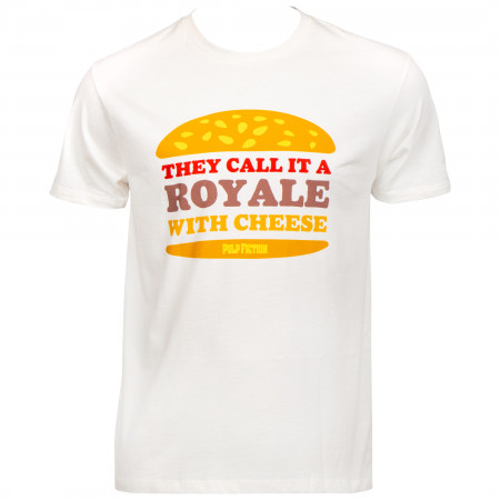 Pulp Fiction Royale With Cheese T-Shirt
