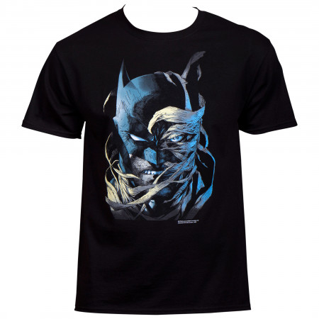 Batman Hush 3rd Edition Comic Cover T-Shirt