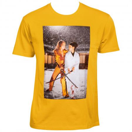 Kill Bill Sword Fight T-Shirt
