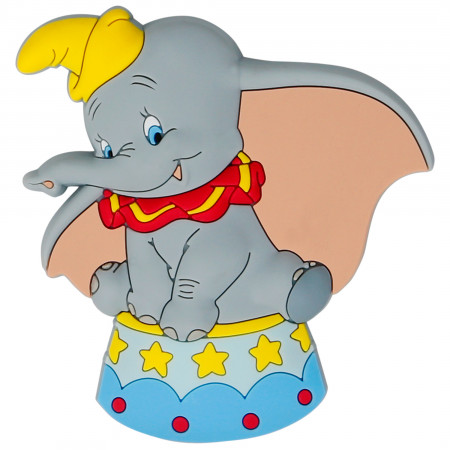 Dumbo Cute Soft Touch Magnet
