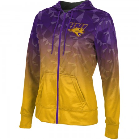 ProSphere Women's University of Northern Iowa Maya Fullzip Hoodie