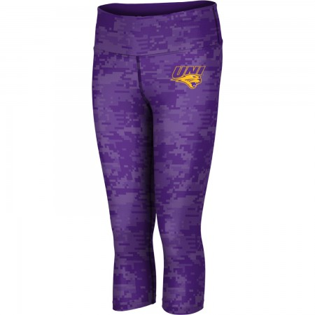 ProSphere Women's University of Northern Iowa Digital Capri Length Tight