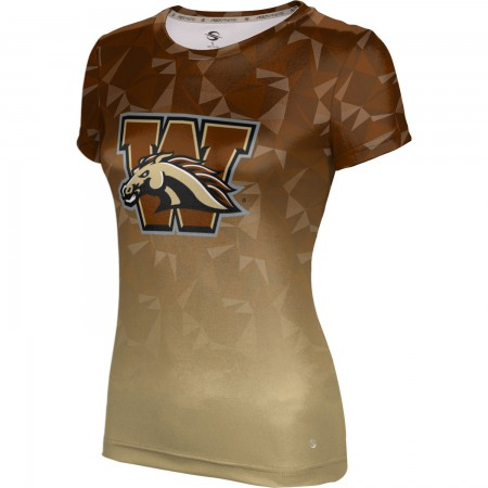 ProSphere Women's Western Michigan University Maya Tech Tee
