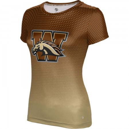 ProSphere Women's Western Michigan University Zoom Tech Tee