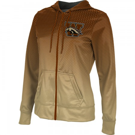 ProSphere Women's Western Michigan University Zoom Fullzip Hoodie