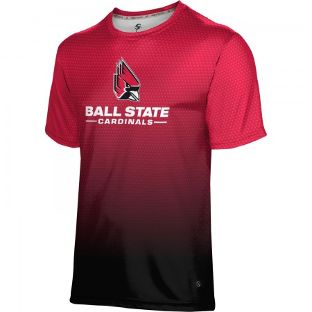 ProSphere Men's Ball State University Zoom Tech Tee