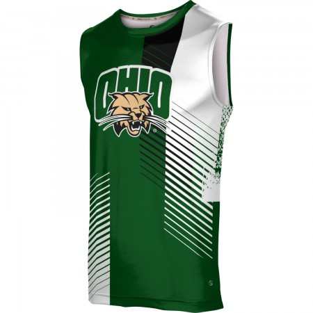 ProSphere Men's Ohio University Hustle Sleeveless Tech Tee