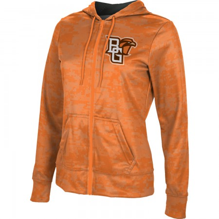 ProSphere Women's Bowling Green State University Digital Fullzip Hoodie