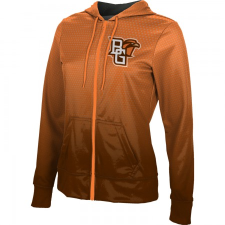 ProSphere Women's Bowling Green State University Zoom Fullzip Hoodie