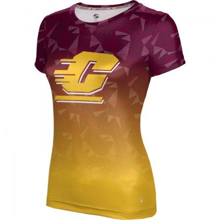 ProSphere Women's Central Michigan University Maya Tech Tee