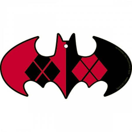Batman Harley Quinn Air Freshener 2-Pack