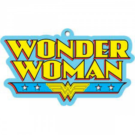 Wonder Woman Air Freshener 2-Pack