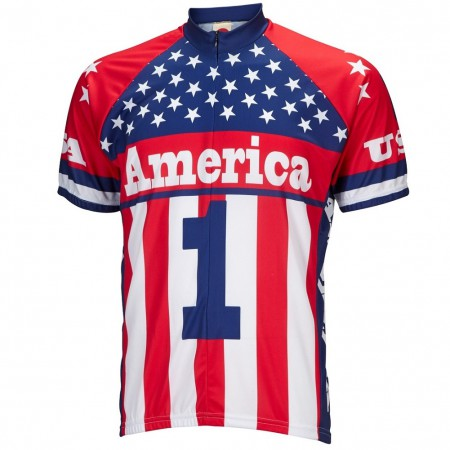 USA One Cycling Jersey