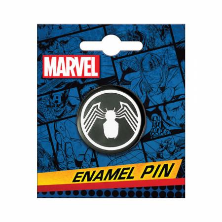 Venom Logo Enamel Pin
