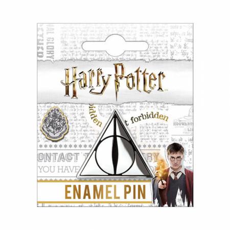 Harry Potter Deathly Hallows Enamel Pin