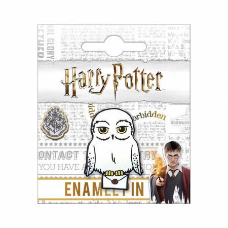 Harry Potter Hedwig Enamel Pin