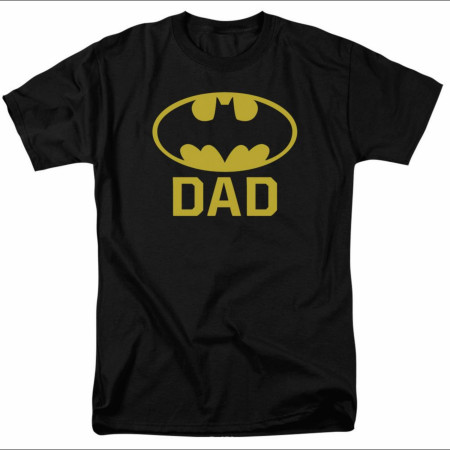 Bat Dad Batman Men's T-Shirt