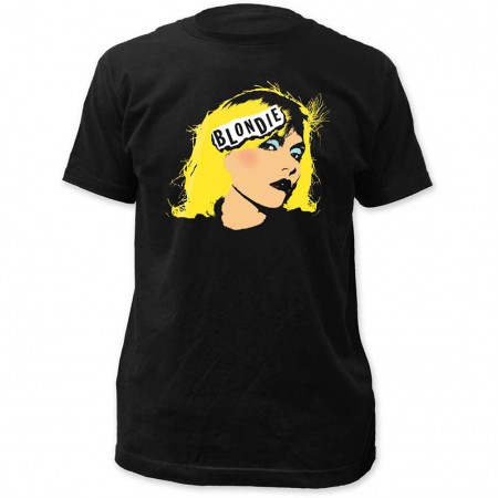 Blondie Face T-Shirt