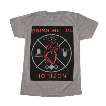 Bring me the Horizon Heart and Symbols T-Shirt