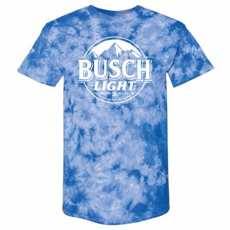 Busch Light Tie Dye T-Shirt