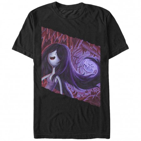 Adventure Time Marceline Black T-Shirt