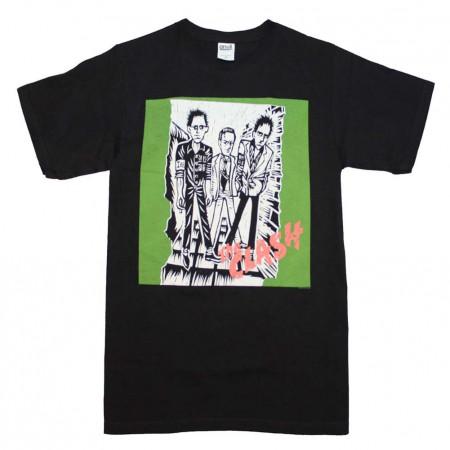 The Clash First Album Logo T-Shirt