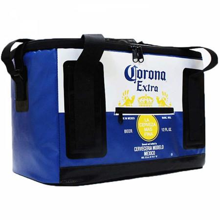 Corona Extra Logo Insulated Cube Cooler Bag