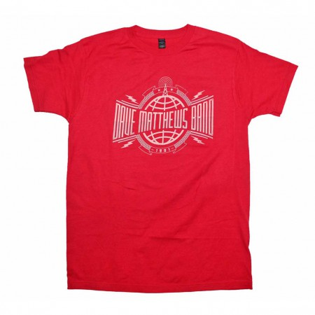Dave Matthews Band Radio Tower Soft T-Shirt