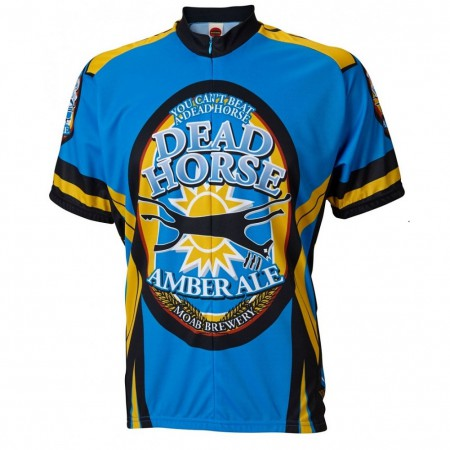 Moab Brewery Dead Horse Ale Cycling Jersey
