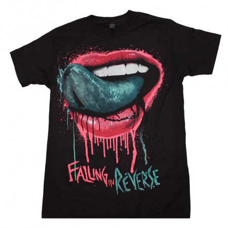 Falling in Reverse Lips T-Shirt