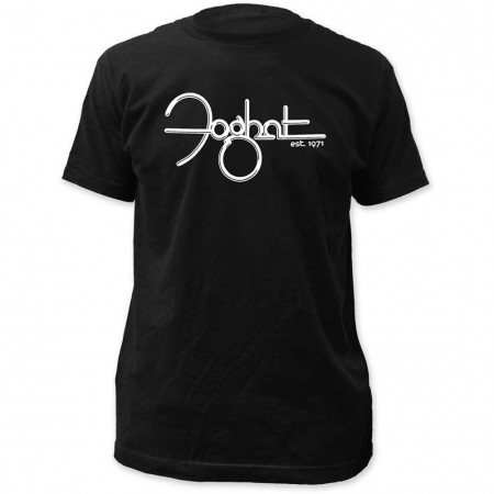 Foghat Est. 1971 Fitted Jersey T-Shirt