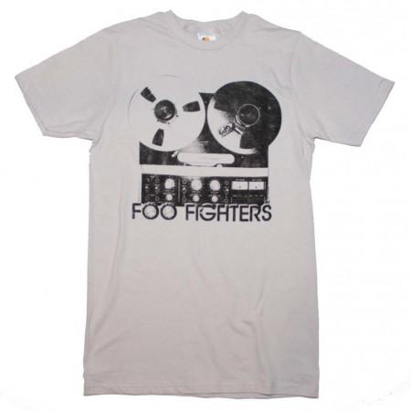 Foo Fighters Reel to Reel Slim Fit T-Shirt