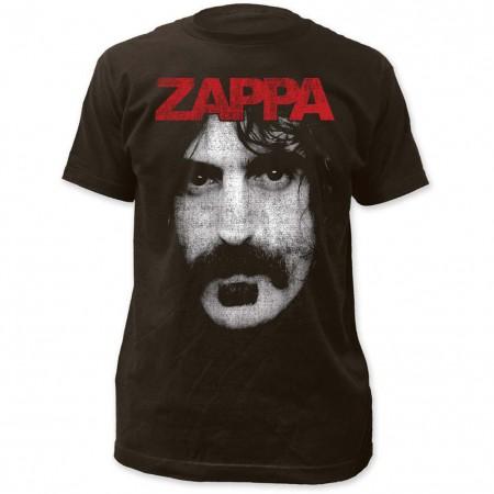 Frank Zappa Zappa Fitted T-Shirt