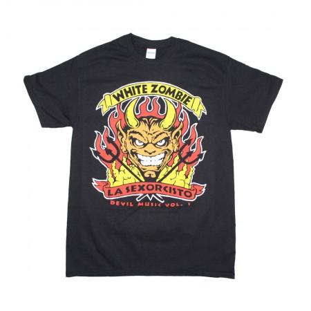 White Zombie Devil Music T-Shirt