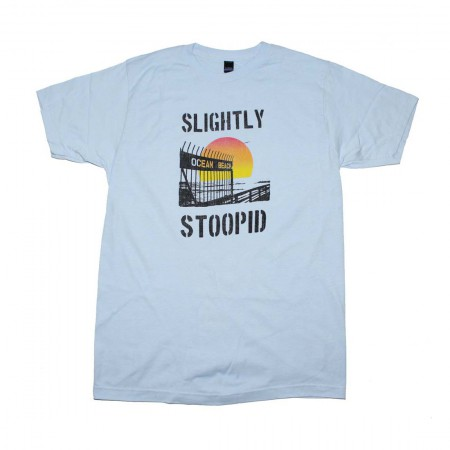 Slightly Stoopid Ocean Beach T-Shirt