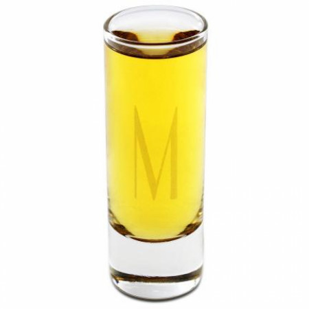 Personalized 2.5 Ounce Custom Shot Glass