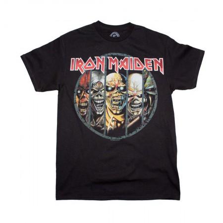 Iron Maiden Eddie Evolution T-Shirt
