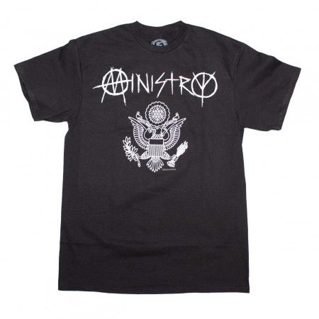 Ministry Great Seal T-Shirt