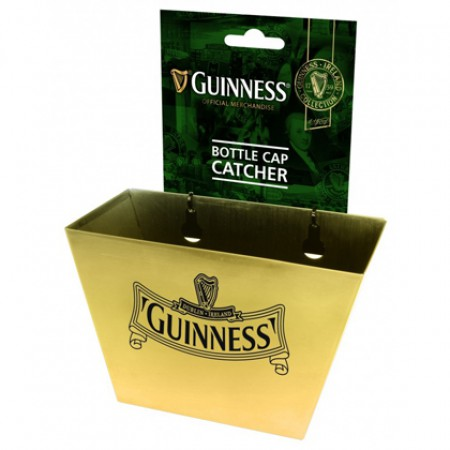 Guinness Ireland Bottle Cap Catcher