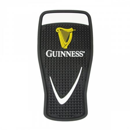 Guinness Gravity Glass Bar Mat